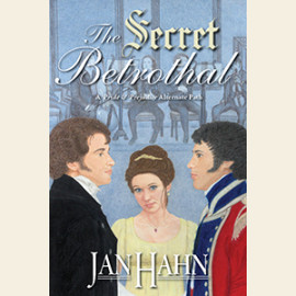 The Secret Betrothal Blog Tour – April 7-18