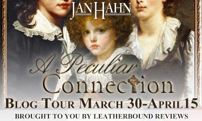 A Peculiar Connection Blog Tour